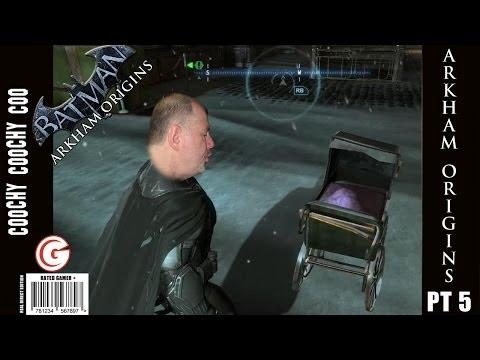 Batman: Arkham Origins : Gotham Sewers - Part 5 - Merchant Bank and Joker