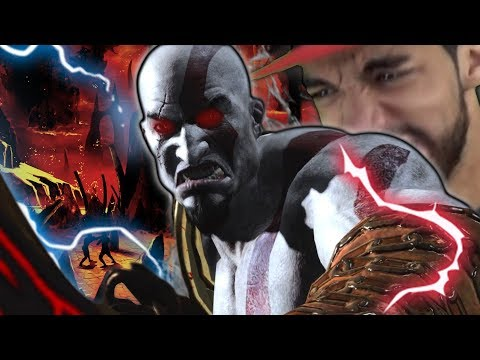 KRATOS, ESCAPE FROM HELL! ROAD TO GOD OF WAR 4! [God Of War 3 Remastered SEEREAX Playthrough]