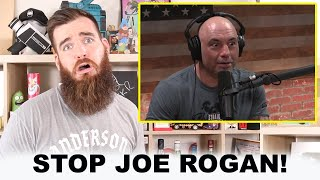 CANCEL JOE ROGAN