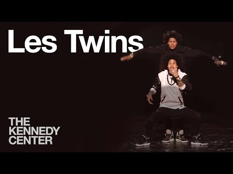 Les Twins LIVE at The Kennedy Center