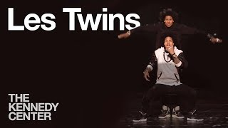 Les Twins   YouTube OnStage Live from The Kennedy Center