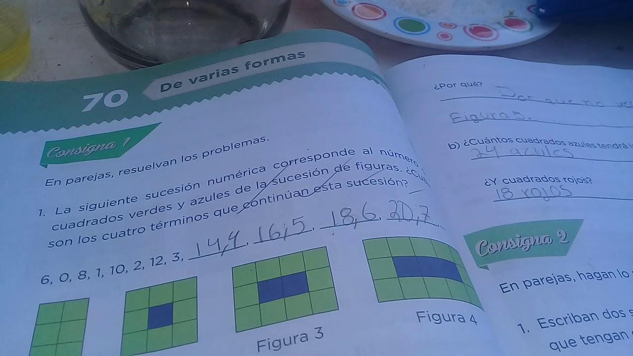 Página 5 De 6: Libro De Matematicas De 4 Grado