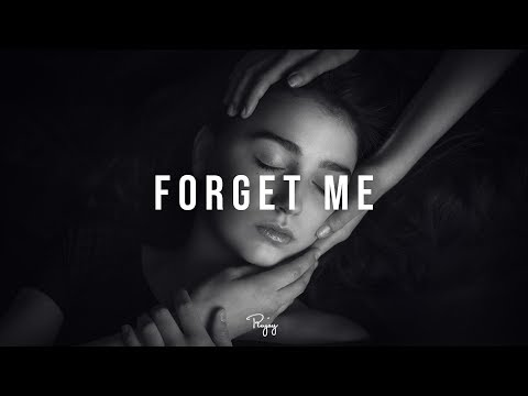 """Forget Me"" - Sad Emotional Rap Beat 