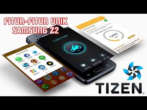 Fitur-fitur unik dan keren Samsung Z2 (OS Tizen)