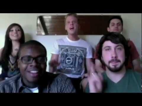 Pentatonix- Call Your Girlfriend (Impromptu Session) [Livestream]