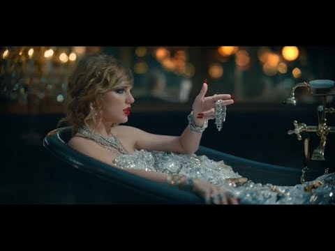 Taylor Swift - Look What You Made Me Do (but in reverse)