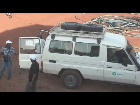 Video: Humanitarian work resumes in Central African Republic's Bria