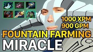 Dota 2 Miracle Sven [Carry] Hero Farming Engine Activated