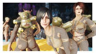 Fallout 4 Mod Review 103 - SEX MODS! Crazy Animation - Boobpocalypse