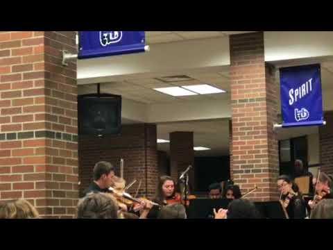 Hilliard Davidson High School Orchestra 2017 Fall Concert