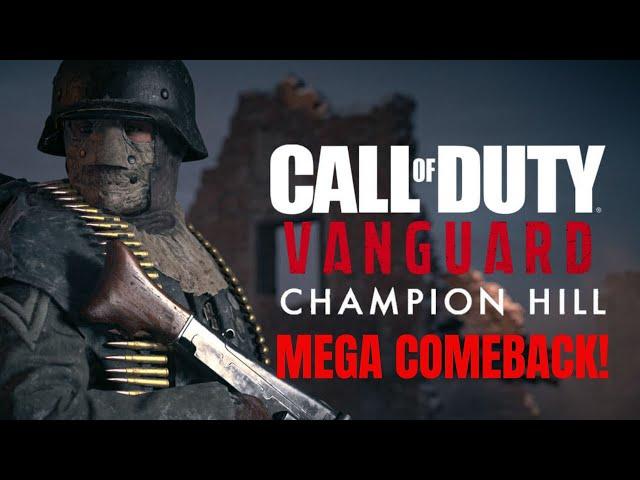Call of Duty: Vanguard 😱 Mega Comeback in Champion Hill [Gameplay Deutsch]