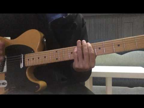 how to play him wings of a butterfly ( Bemol chord - non drop d )