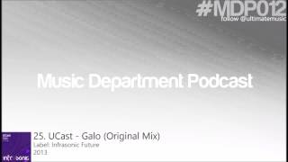 Ultimate - Music Department Podcast 012