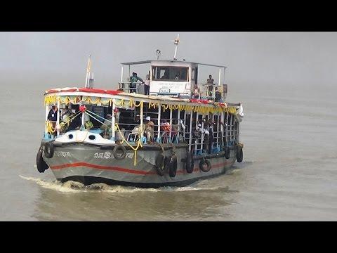 Most Comfortable Gangasagar Trip by Launch - Howrah to Sagar Island - West Bengal Pilgrim Tourism