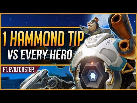 1 WRECKING BALL TIP for EVERY HERO ft. EvilToaster