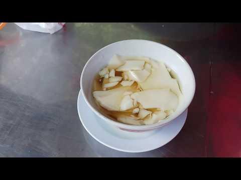 WEDANG KEMBANG TAHU DI DEPAN LUMPIA GG LOMBOK SEMARANG  - Indonesian Street Food