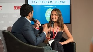 Livestream Lounge Interview with Justine Monsul, Founder, Monfefo