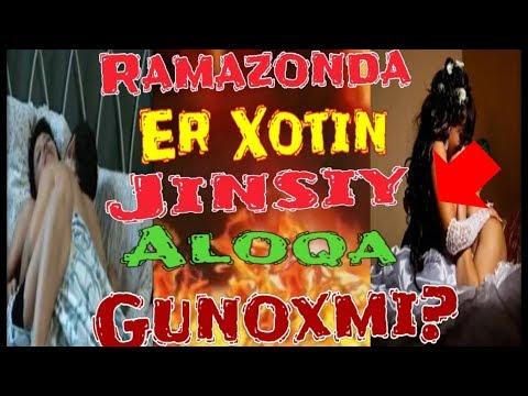 Ramazonda Er Xotin Jinsiy Aloqasi Gunoxmi? / Рамазонда Эр Хотин Жинсий Алокаси Гунохми?