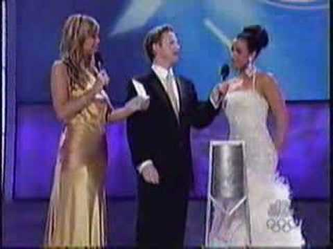 Miss USA 2004- Final Questions & Close-Ups of Finalists