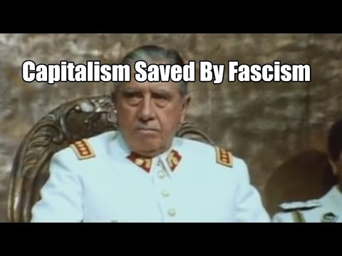 Capitalism saved by Fascism