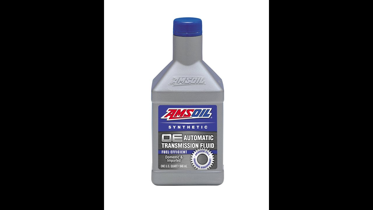 AMSOIL OE Synthetic Automatic Transmission Fluids (ATF)
