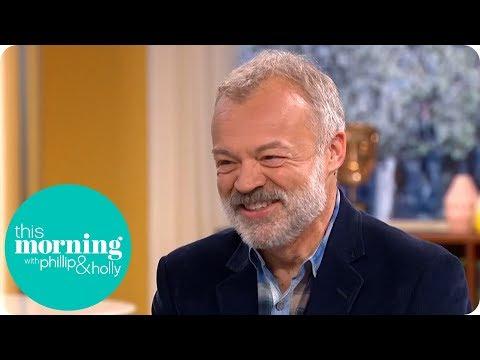 Graham Norton: I Didn't Used To Feel Very Irish | This Morning