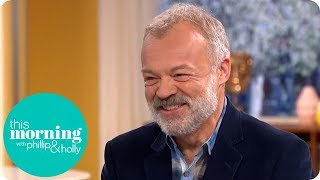 Graham Norton: I Didn't Used to Feel Very Irish | This Morning