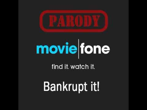 We Pay Tribute To A Fallen Service Of The Past. RIP Moviefone