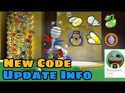 Update Coming Soon! New Code! Update Info - Bee Swarm Simulator