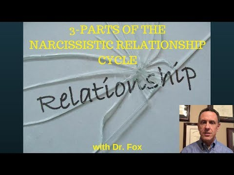 3-Parts Of The Narcissistic Relationship Cycle