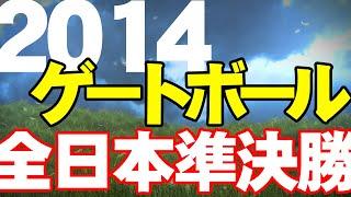 2014 第30回全日本ゲートボール選手権大会 決勝トーナメント準決勝