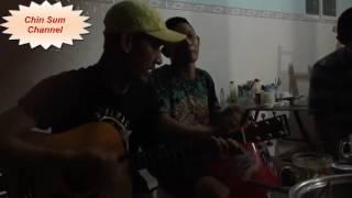 Gõ bo Bến Tre - LK tình cha tình mẹ - guitar gõ thùng bê