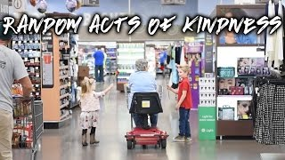 9 Random Acts of Kindness