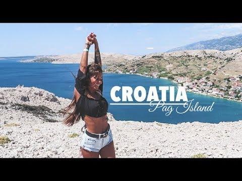 My Travel Diary / Croatia, Pag island
