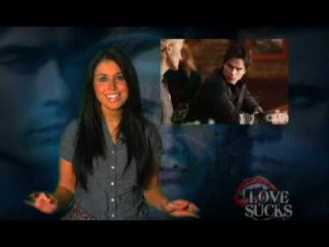 Kinsey Schofield 's LOVE SUCKS!  - Vampire Diaries Recap