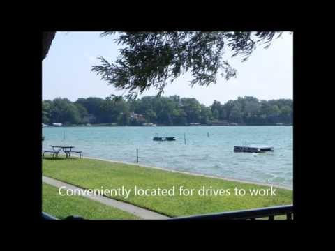 Pine Lake West Bloomfield Michigan