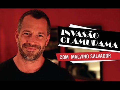 De galã a paizão: Malvino Salvador no 'Invasão Glamurama'