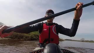 Kayaktocht op de Vecht Dalfsen - Ommen - Dalfsen