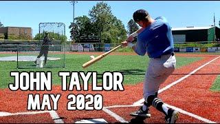 John Taylor - Baseball Recruiting Video - Updated May 2020