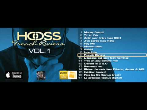 HOOSS // French riviera // Audio officiel 2015 // #FrenchRivieraVol1