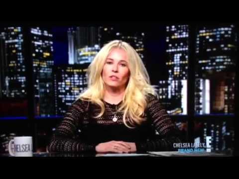 Kim Vo burns Chelsea Handler's hair