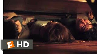 Parasite (2019) - Under the Table Scene (7/10) | Movieclips