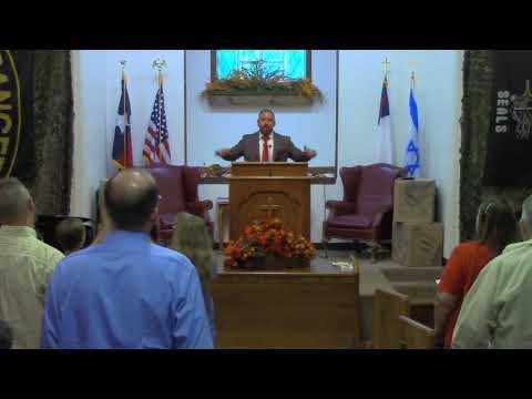Sunday Evening Service 10-29-2017