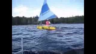 Sail Kit for WaveWalk Kayak