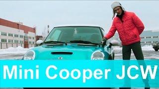 Обзор Mini Cooper JCW 2004