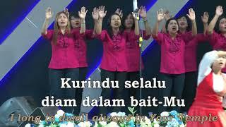Gereja Allah Baik Mojokerto   Menikmati Kasih