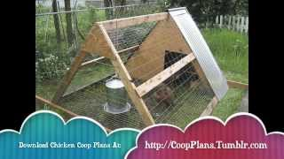 The Ultimate Chicken Coop Plans