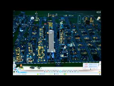 LETS PLAY SIM CITY 2013 - CAPE TRINITY POINT  - CLEARWATER - NORWICH HILLS -  LAYOUT - GUIDE- REVIEW