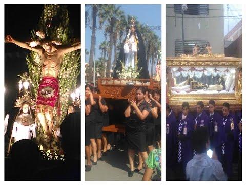 """""""Procesión Semana santa 2017"""" """"Chincha Alta"""""""
