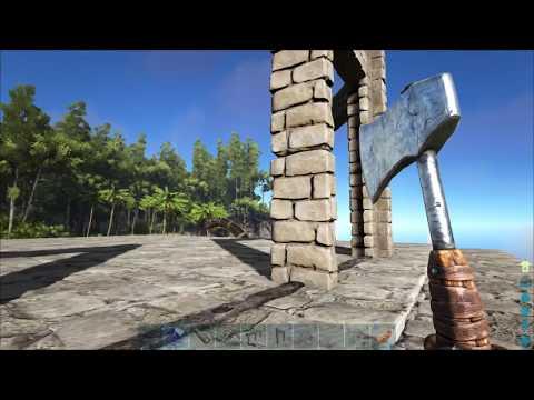 видео: ark: survival evolved (Одиночка) #17 - Строительная